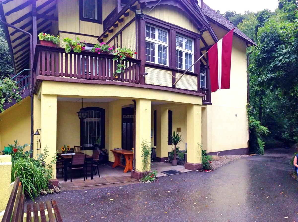 8.diena esam latviešu namā Freiburgā + apkārtnes izpētīšana